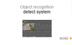 Object recognition detect system